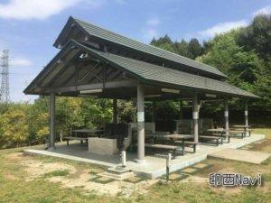 平岡自然の家バーベキューサイト