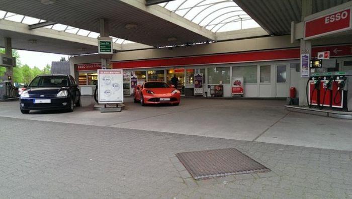 印西ガソリンスタンド