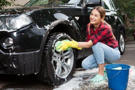 印西市のセルフ洗車場&スタンド洗車機
