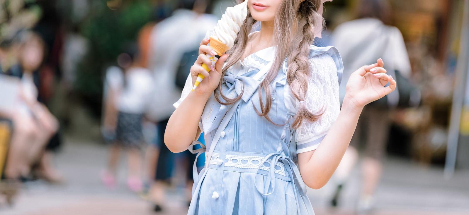 白井市CITY ICECREM&COFFEE(シティアイスクリーム&コーヒー)タピオカ (2)